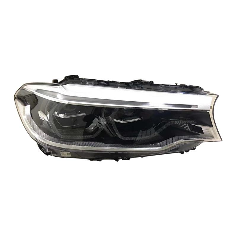 Стайлинг лампы Neblineros днем бег Luces светодио дный LED Para Авто автомобилей фары для автомобиля сзади огни сборки Bmw 5 серии