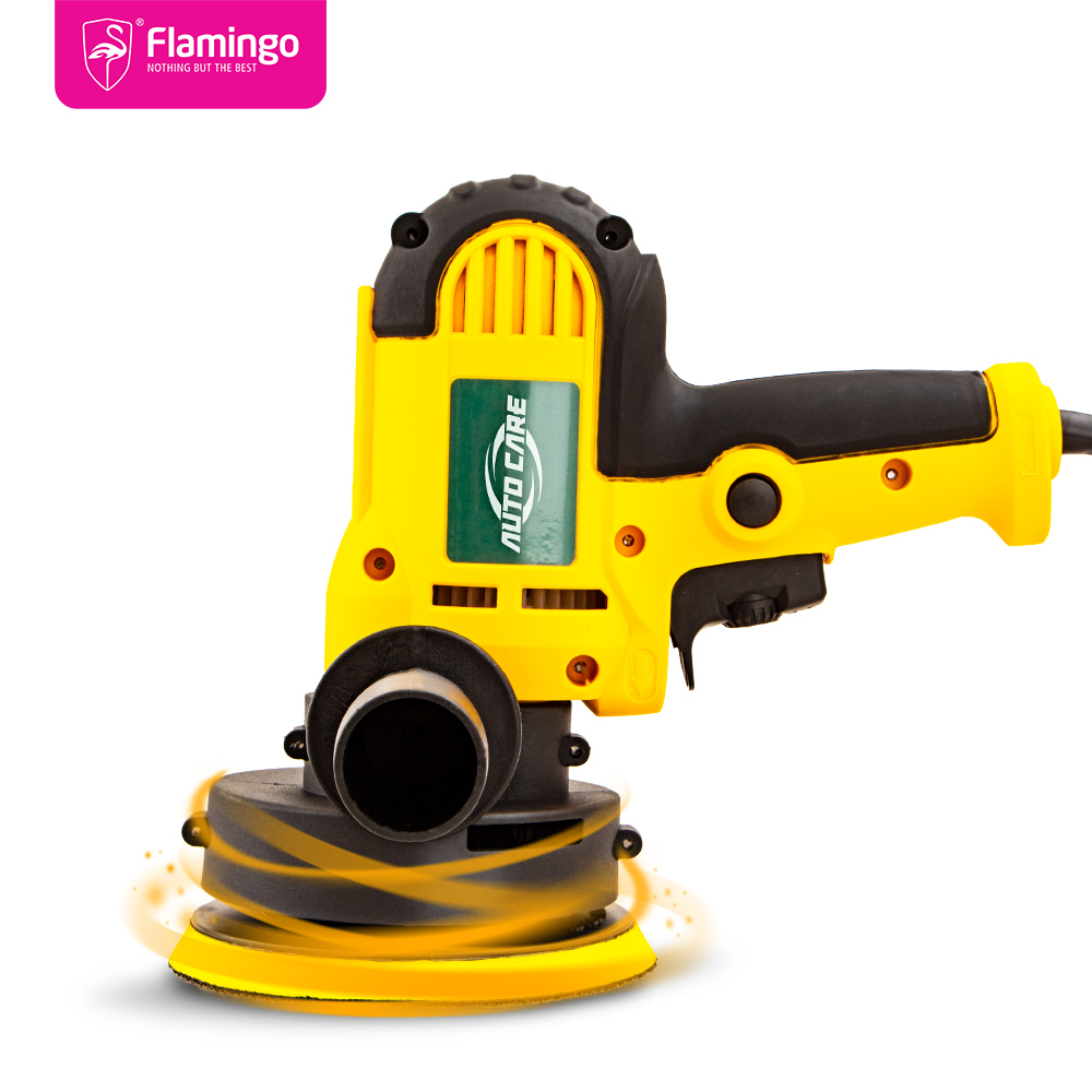 Waxing-Tools Car-Polisher-Machine Electric Fast-Detailing 220V 3500rpm Speed-Sanding