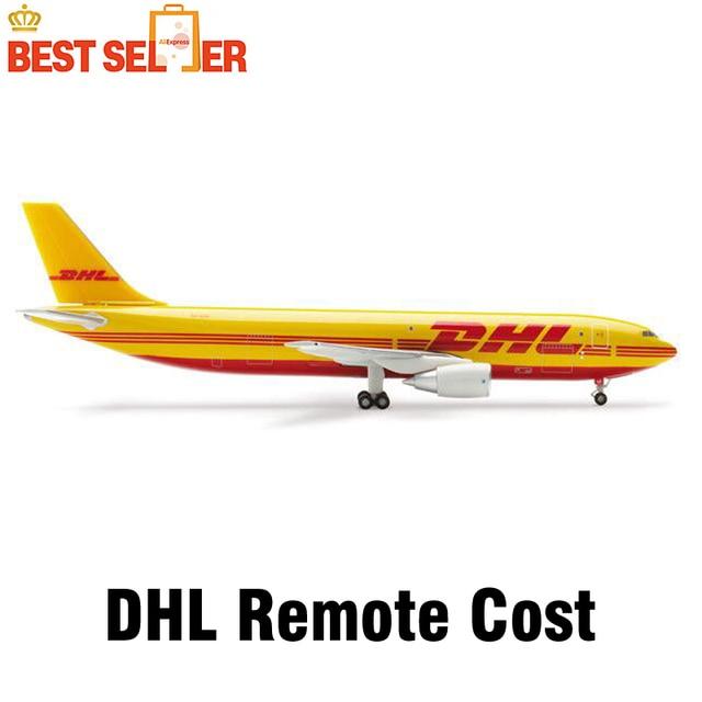 DHL Remote Cost