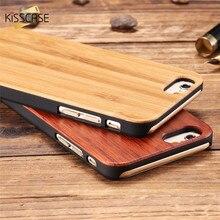 Natural Real Wood Phone Case