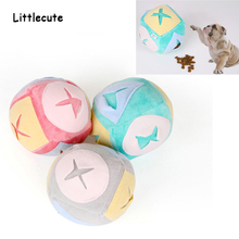 Interactive Dog Cat Food  Sniffing Ball Toy Funny Pet Shaking Training Toys Container Puppy Slow Feed Product
