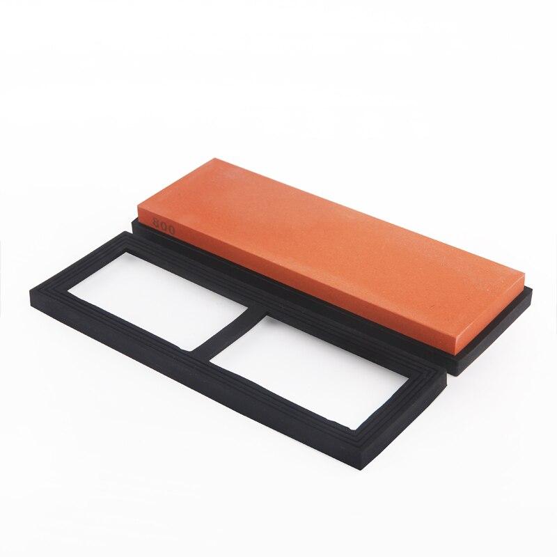Oussirro Уэтстон набор 4 шт. Профессиональный точилка для ножей камень 240 800 2000 6000 Грит бруска Заточка для ножа