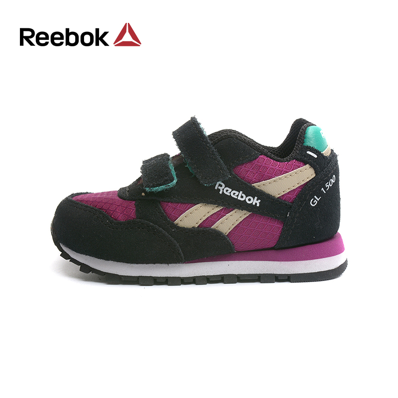 REEBOK Luxury Brand Kids Girls Sport Shoes LIFESTYLE DIV.CLASSICS Casual Walker Running Sneakers Baby Toddler Children Footwear