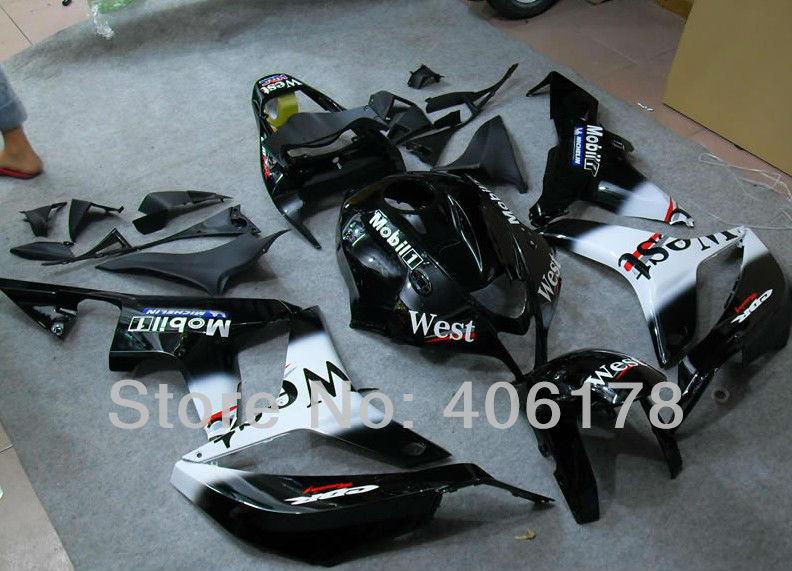 Горячие продаж,2007 2008 ЦБ РФ 600rr обтекатели для Honda CBR600RR 07-08 Ф5 Спорт велосипед Западно тела работы Обтекатели комплект (литья под давлением)