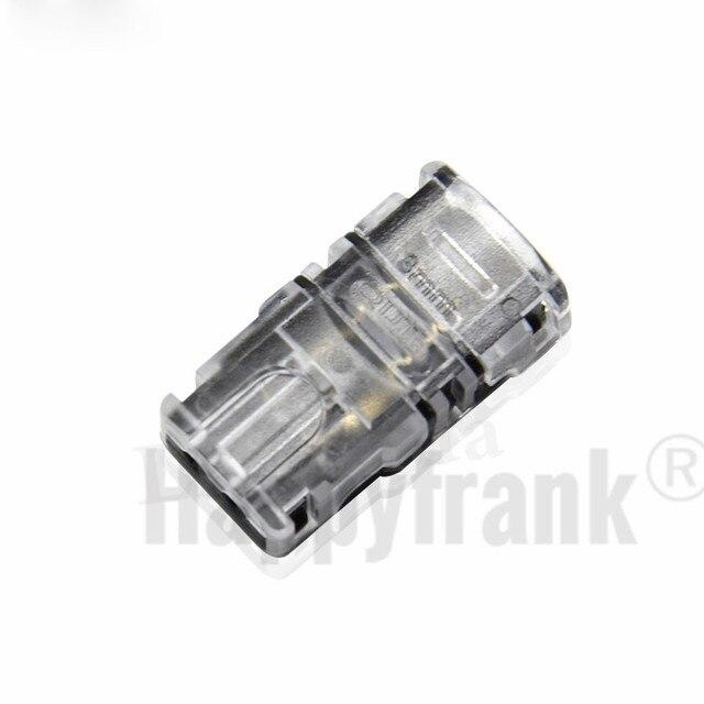 Connecteur de câblage de fil dépissure rapide étanche 3528 2pin LED câble de bande 2 broches borniers de sertissage électrique conducteur
