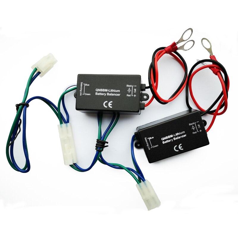 Équilibreur actif de batterie de 24 V 36 V pour le système de stockage d'énergie batterie solaire d'ess fonctionnant avec le mur de puissance d'orion BMS EMUS