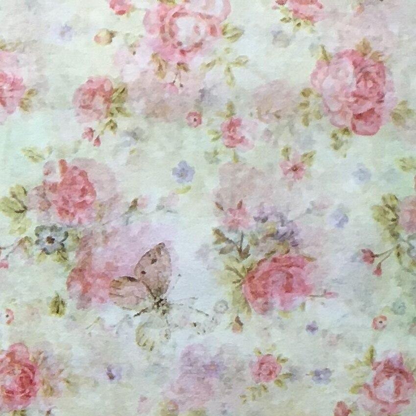ᐂ2 vintage diseños patrones de flores papel de tejido envío libre ...