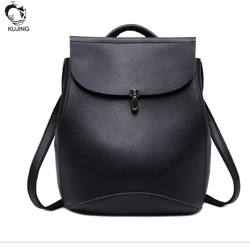 Kujing Backpack High-quality Anti-theft Waterproof Student Backpack Travel Shopping Leisure Multi-functional Women's Backpack