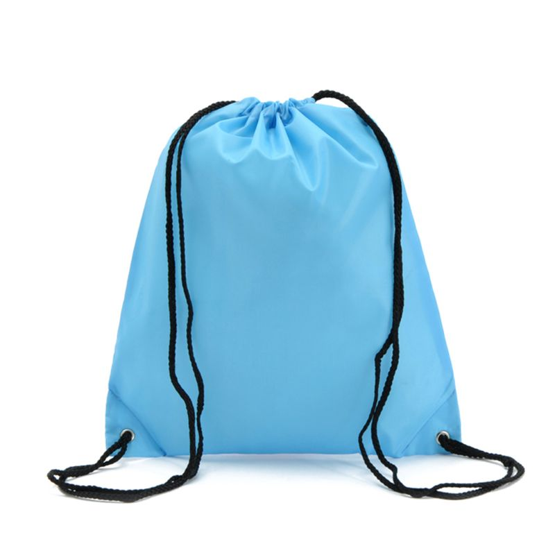 American Brazil Flag Drawstring Bag Multifunctional String Backpack Custom Cinch Backpack Sport Gym Sack