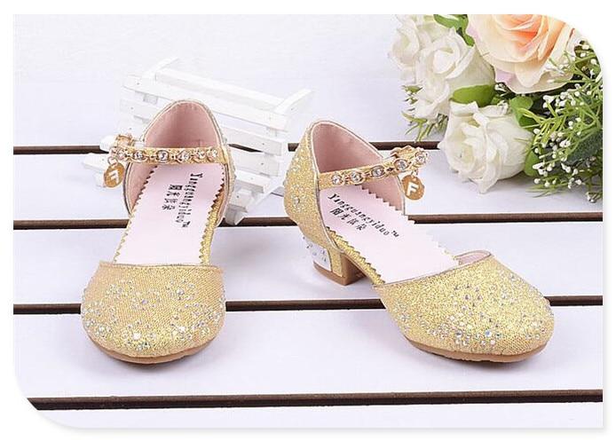 kids shoes heels