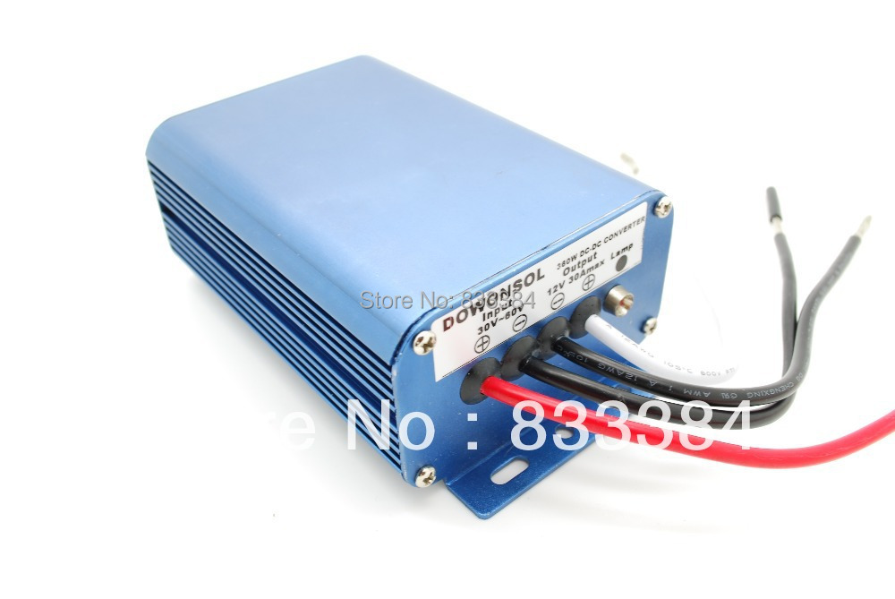 DC-DC Converter 24V Step down to 12V 30A 360W dc to dc converter module free shipping woodwork a step by step photographic guide to successful woodworking