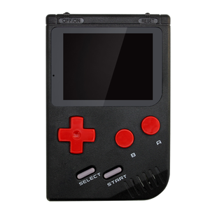 Image 3 - Pour gameboy Portable 2.5 pouces écran couleur Consoles de jeux vidéo 300 en 1 jeux classiques lecteur de jeu Portable