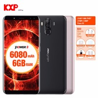 Ulefone Power 3 4G Phablet Android 7 1 6 0 Inch MTK6763 Octa Core 2 0GHz