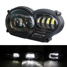 אלומיניום אור יום פנס LED עבור BMW R1200GS 05 12 & R1200GS הרפתקאות 06 13