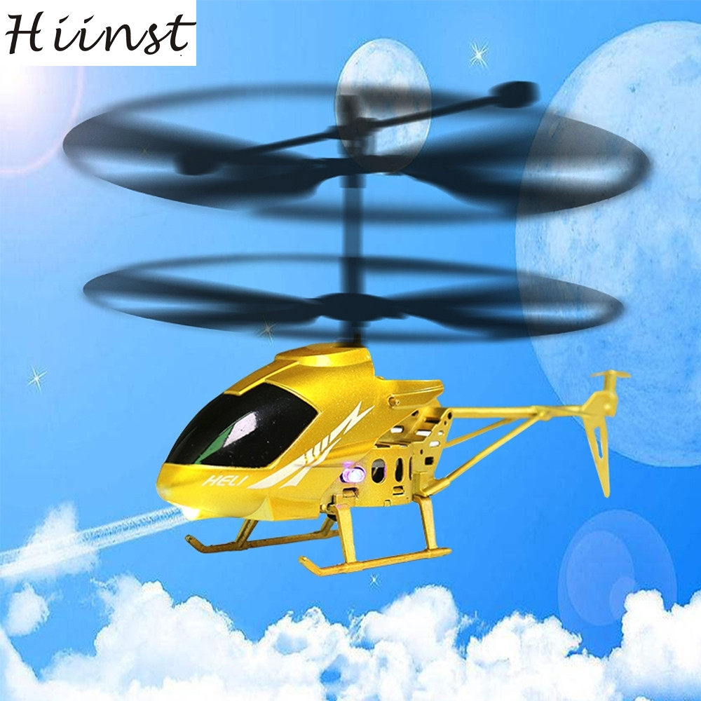 HIINST MallToy Drop SHIP 2.5CH Mini RC Helicopter Radio Remote Control Aircraft Micro For Kids Toys Gift Aug14 Drop Shipping