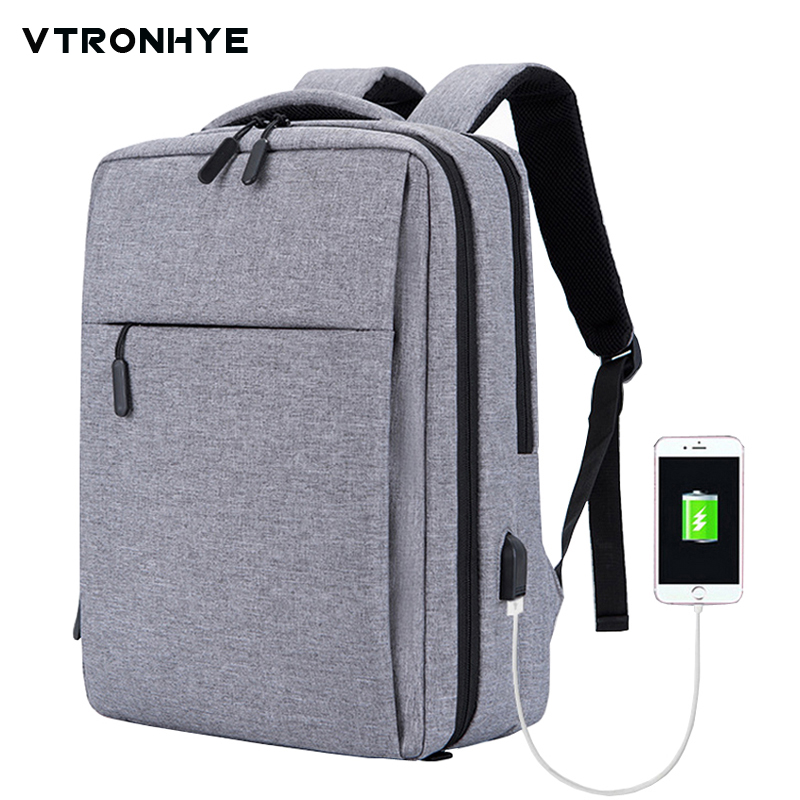 USB Charge Anti-theft Unisex Design Backpack 15.6 Inch Book Bags for School Backpack Casual Rucksack Nylon Laptop Backpacks 15.6USB Charge Anti-theft Unisex Design Backpack 15.6 Inch Book Bags for School Backpack Casual Rucksack Nylon Laptop Backpacks 15.6