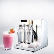 Beijamei Double Head Electric Milk Tea Shaker Blender Machine 110V 220V drink juice milk shake shaker machine