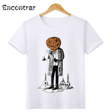 6ff5dc778cb Childrens Halloween Town Pumpkin King Jack Skellington Design Boys Girl T  Shirt Kids Short Sleeve