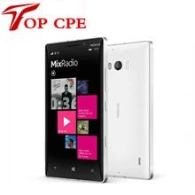 Оригинальный разблокирована nokia lumia 930 32 ГБ quad core 2.2 ГГц 2 г ram 5.0 «20.0mp wifi gps microsoft windows восстановленное мобильных телефонов