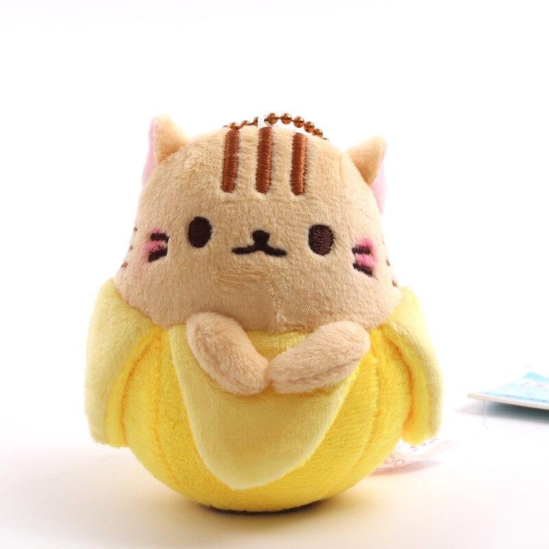 jouet chat banane