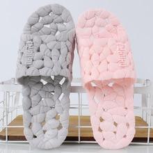 Bathroom slippers female summer couple home male leaking plastic soft leaking slippers