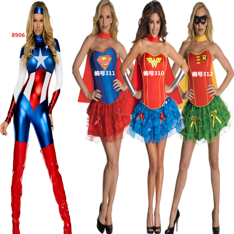 Wonder woman costume child large-1097