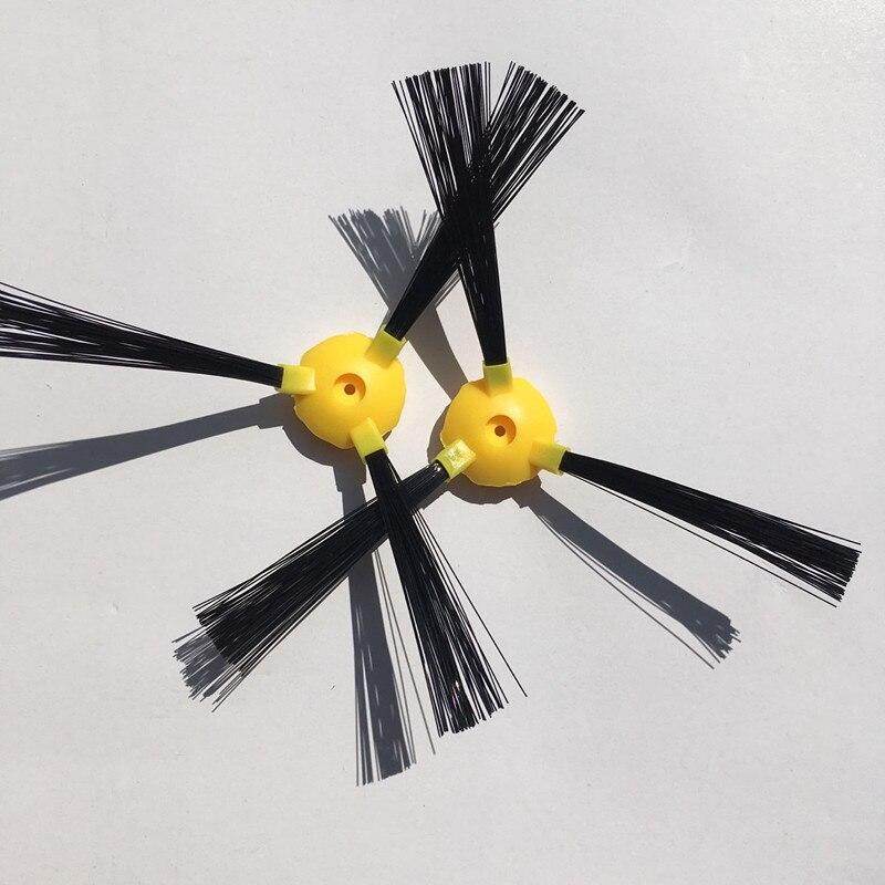 2 teile/los Roboter-staubsauger Seitenbürste für Liectroux Aktualisiert B2005PLUS B6009 Roboterstaubsauger Teile