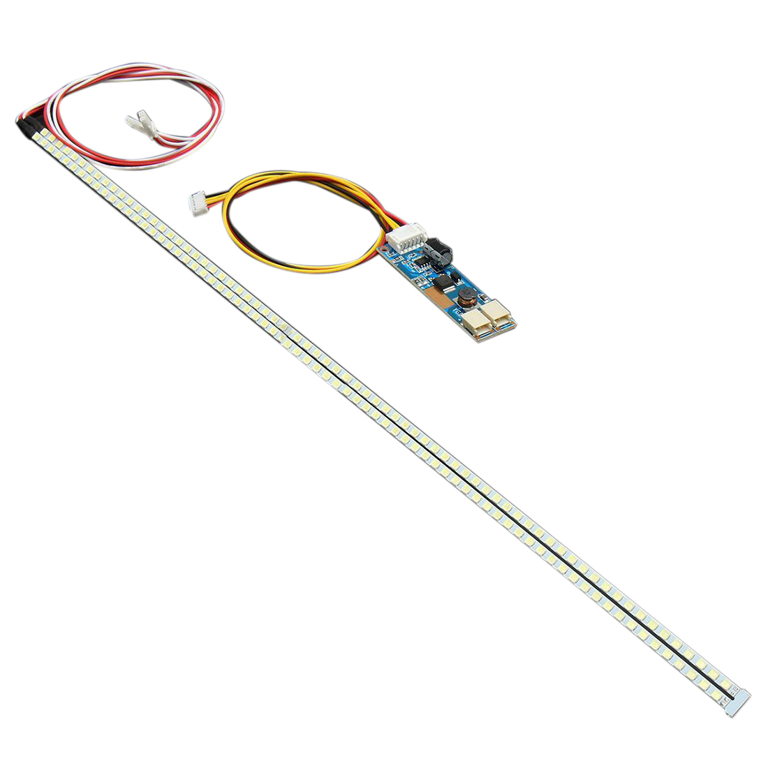 385mm LED Backlight Strip Kit CCFL LCD Screen to LED Monitor DC 10-30V