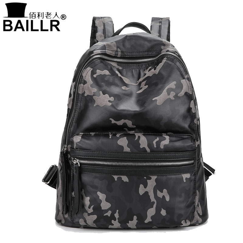 2017 Preppy Style Camouflage Backpack Men Large Capacity Waterproof Nylon Backpacks for Boy Girl Teenagers High School Bags korea style fashion backpacks for men and women waterproof preppy style soft backpack unisex school bags big capacity bag xa893b