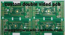 Darmowa wysyłka 1pc niestandardowe 2 warstwy usług pcb, najlepsze podwójne jednostronne prototypowa płytka drukowana z pcb produkcji