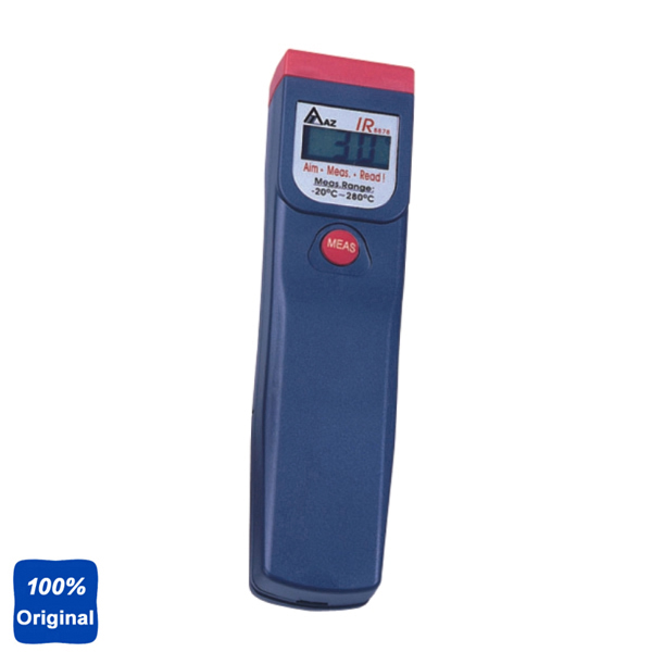 цена на AZ-8878 Infrared Thermometer Measuring range -20 ~ 320C