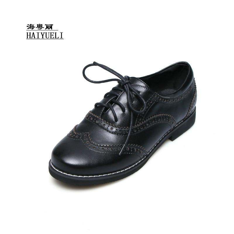 A Cómodo Mujer Casual Producto Genuino De Mujeres Antiguas Hecho Mano Zapatos Maneras Brown Negro Puro Superior Restaura Zapato Que Cuero light Zw6CrZ0q