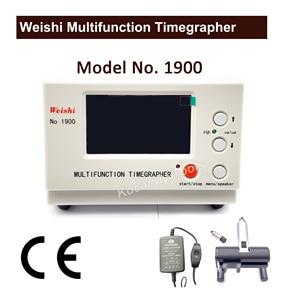 Weishi 1900 Multifunction Time