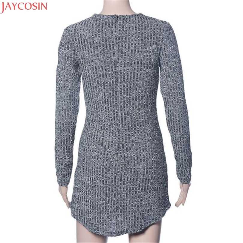 2019 летнее Сексуальное Женское Платье на шнуровке с длинным рукавом, эластичное хлопковое платье, облегающее мини платье vestidos
