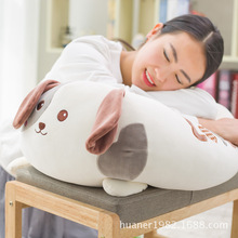 Cute dog Husky pastoral dogs doll soft pillow plush toy cushion pillow birthday gift