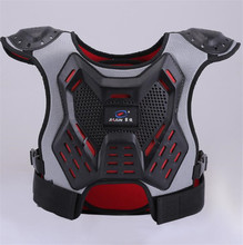 JIAJUN Childrens Armor Motorcycle Riding Protective Gear Ski Back Protection Support Baby Spine