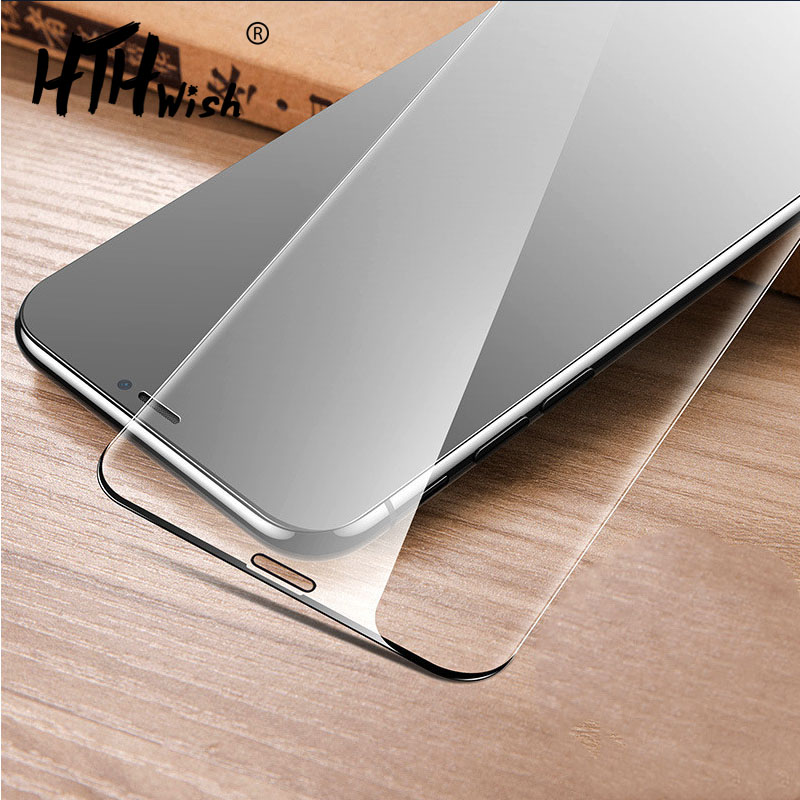 New Edgeless For Tempered Glass Iphone 7 7 Screen Protection Glass For Iphone 7 Plus Screen Protector protective in Phone Screen Protectors from Cellphones Telecommunications
