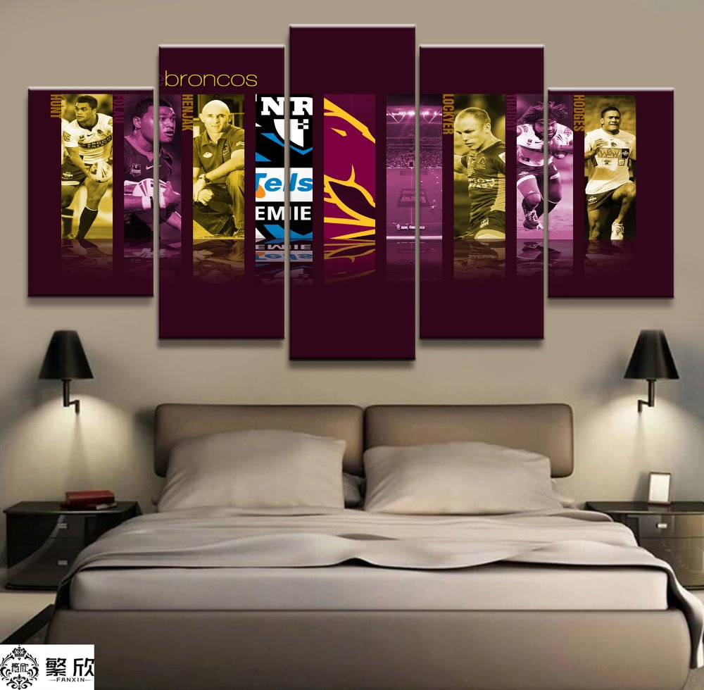 Broncos Wall Art compare prices on broncos rugby- online shopping/buy low price
