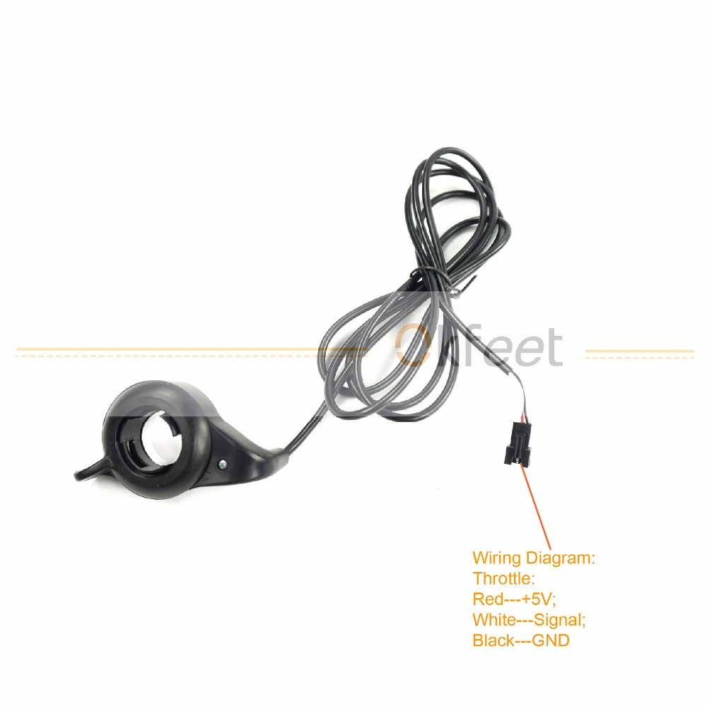 Okfeet High Quality E Bike Thumb Throttle Ft 21x Finger Wuxing Electric Scooter Wiring Diagram Kt V12l V12r Double Hall 12 Magents Pas Pedal Assistant Sensor Bikes Conversion Kit Parts Usd 1260 1560 Piece