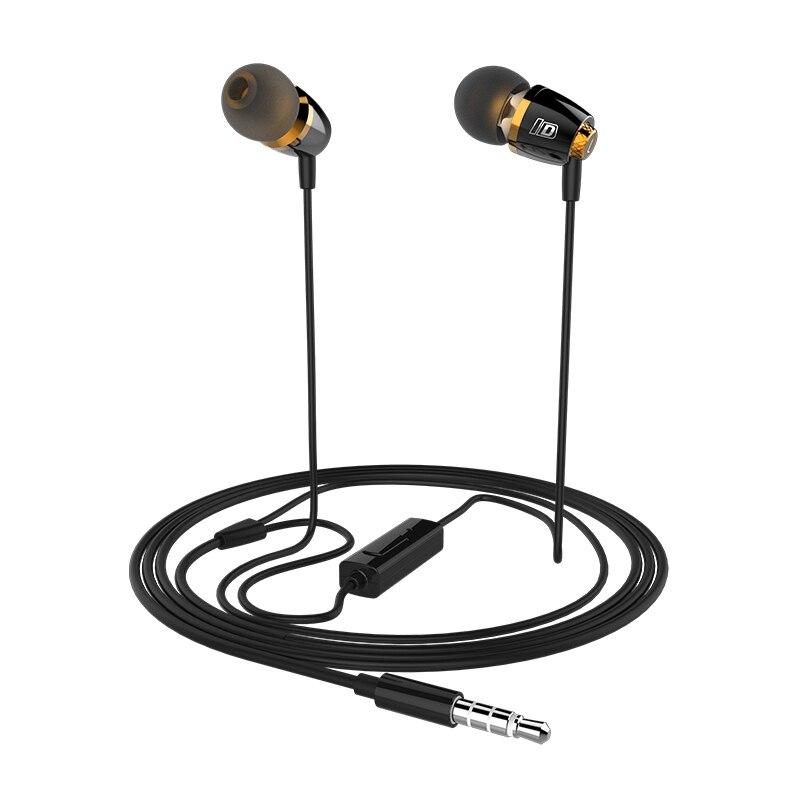 3,55 mm In-Ear-Kopfhörer mit MICRO Metal Super Bass Noise - Tragbares Audio und Video - Foto 5
