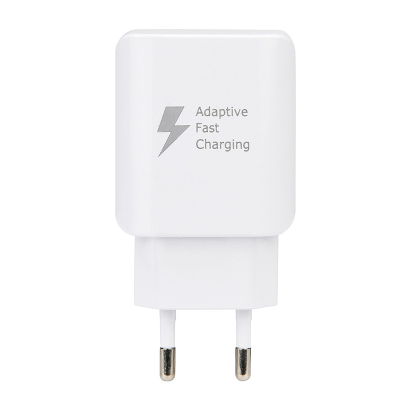 CARPRIE QC3.0 USB Port Charger Fast Charge for iPhone for Samung EU Plug Wall Adapter Mobile Universal Charging Phone 180320