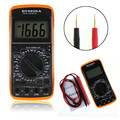 AC/DC LCD Display Auto Professional Electric Handheld Tester Digital Multimeter Meter Ammeter COMS Car-styling Retail&Wholesale