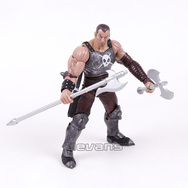 Original Marvel Comics Superhero Ares PVC Action Figure Collectible Model Toy 7inch 18cm marvel iron man mark 43 pvc action figure collectible model toy 7 18cm kt027