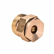 Spray-Nozzle Irrigation Water-Sprinkler Brass-Supplies 1PCS Thread 360 Degrss