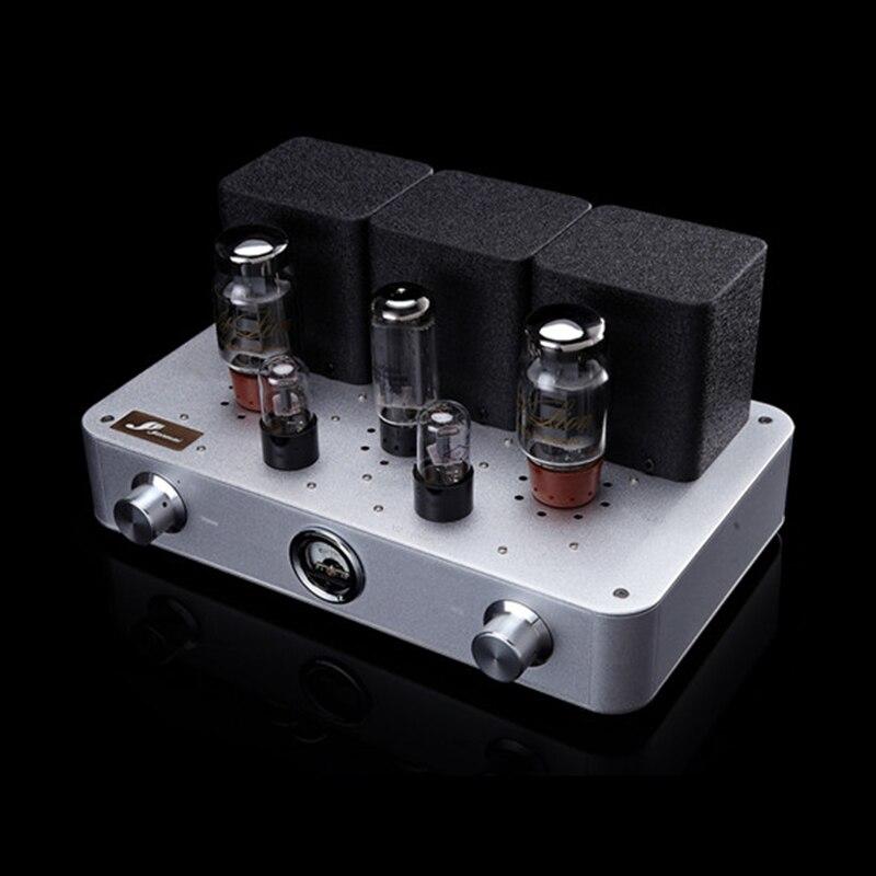 Saomai La HIFI Amplificateurs Ampères KT66 EH6L6 tube amplificateur Home Cinéma