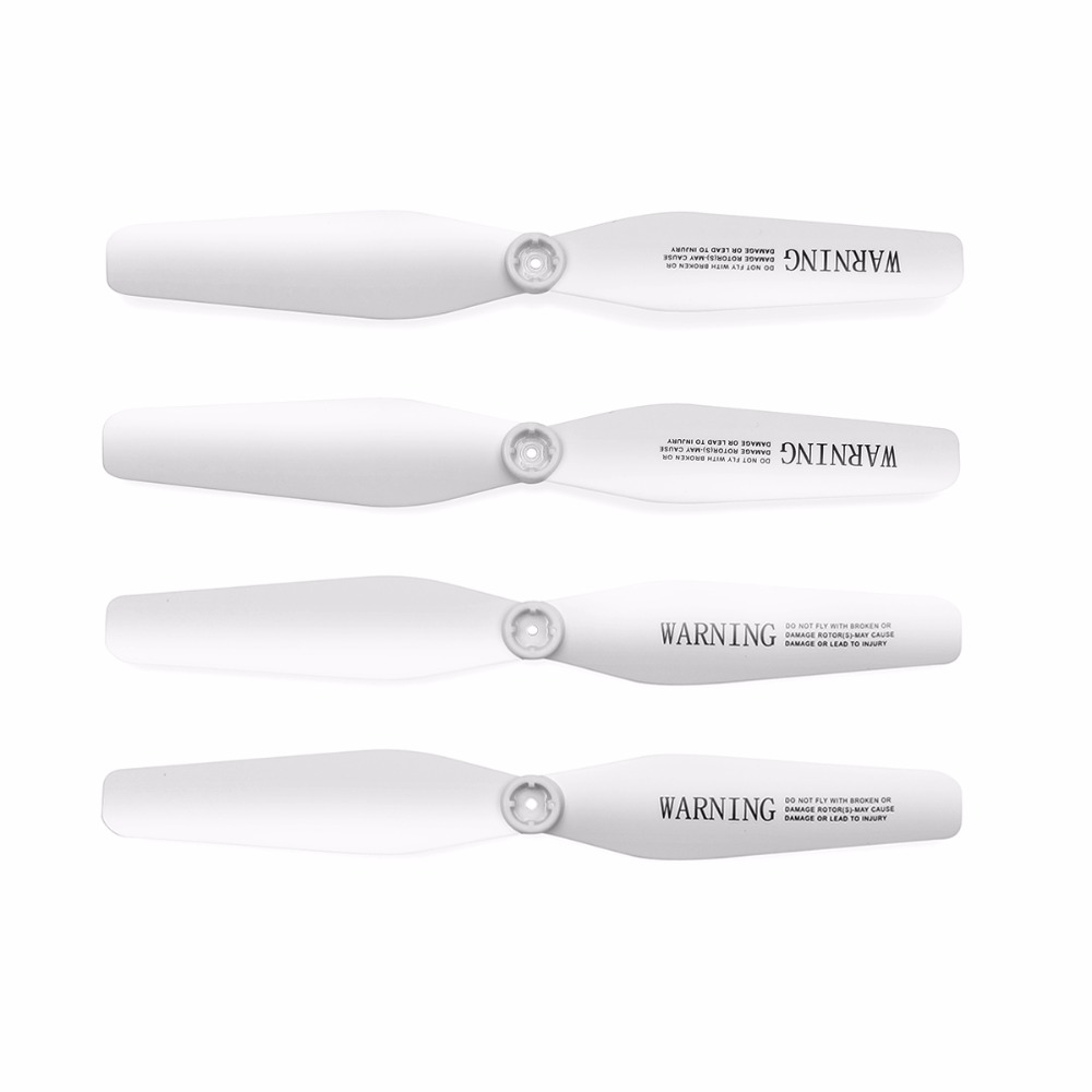 4 Pair Propeller CW//CCW Blade for Hubsan H501S H501C H501A H501M RC Drone YW