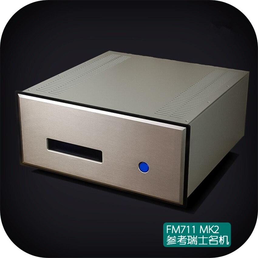 Исследование/копирования fm акустика FM711MK2 усилитель мощности 250 Вт * 2 8 (Ом) около 99% прямого клонирования усилителя звука горячая Распродажа в Китае