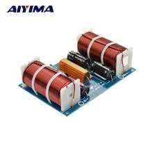 AIYIMA 800 W Deep Bass Subwoofer Diviseur de Fréquence Crossover Filtre Maison HiFi Amplificateur Audio Système Subwoofer Haut-Parleur Dédié