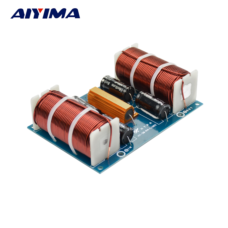 AIYIMA <font><b>800W</b></font> Deep Bass Subwoofer Frequency Divider Crossover Filter Home <font><b>HiFi</b></font> <font><b>Amplifier</b></font> Audio System Subwoofer Speaker Dedicated image