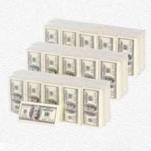 10 упаковок, креативная бумага для салфеток, 100 долларов, необработанная древесная целлюлоза, тканевый платок для лица, на свадьбу, день рождения, одноразовая посуда для вечеринок